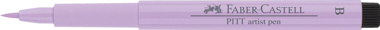 Faber-Castell, 167539, Pitt artist pen, popisovač se štětečkovým hrotem (brush), 1 ks -  Lilac 239