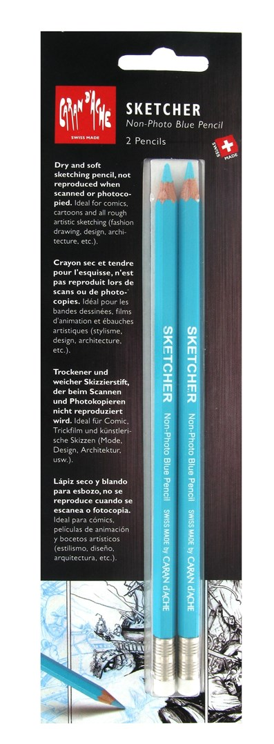Caran d'Ache, C903-302, skicovací tužka
