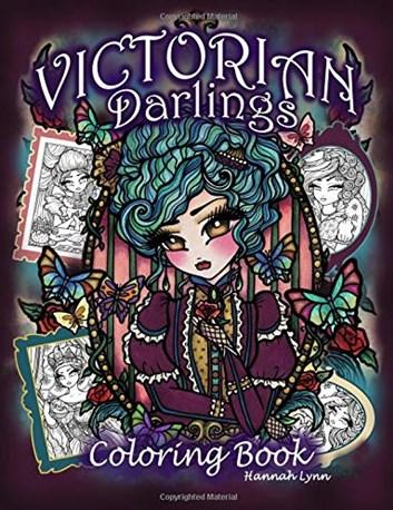 Victorian Darlings, Hannah Lynn