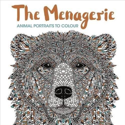 Omalovánka pro dospělé, Zvěřinec, The Menagerie