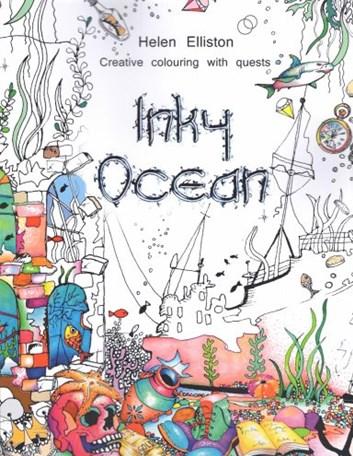 Inky Ocean, Helen Elliston