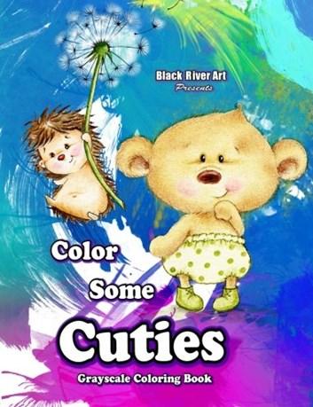 Color Some Cuties, Karlon Douglas