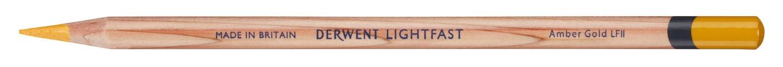 Derwent, 2305698, Lightfast, umělecké pastelky, kusové, 1 ks, Amber Gold