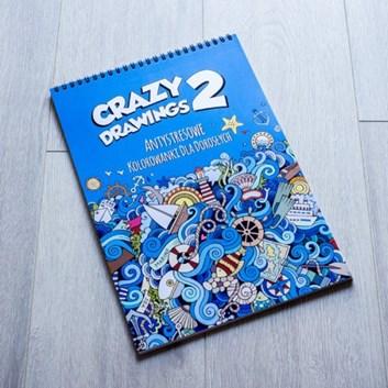 Crazy Drawings 2, Piotr Olszowski