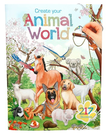 Animal world, Create your