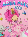 Princess Mimi, Aqua magic book, kouzelné malování