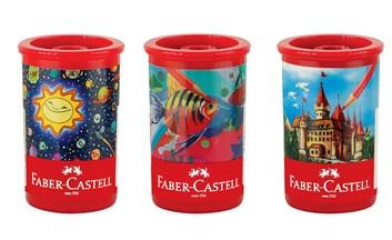 Faber-Castell, 55-19/45881, plastové ořezávátko v tubě