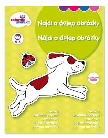 Ditipo, 5362001, najdi a dolep obrázky, A4