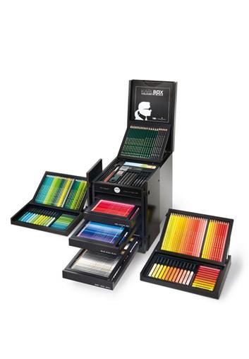 Faber-Castell, 110051, Karlbox, limitovaná edice, 350 kusů