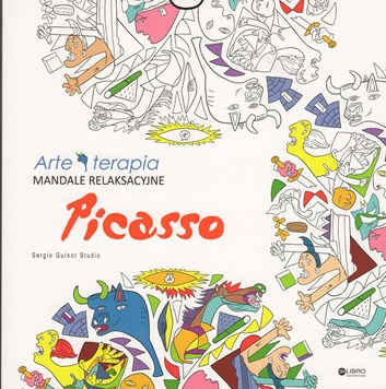 Mandale relaksacyjne Picasso, kolektiv autorů