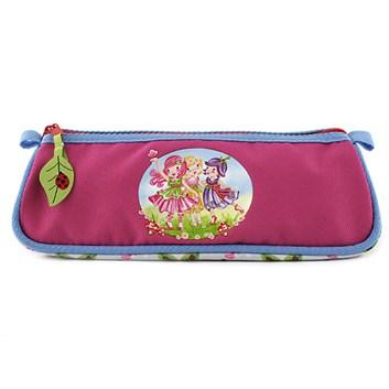 Trixibelles, 034516, školní penál, Princezny, růžovo-modrý