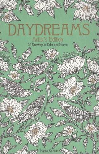 Omalovánka pro dospělé, Daydreams Artist's Edition