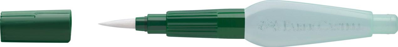 Vodou plnitelný štětec medium, Faber-Castell