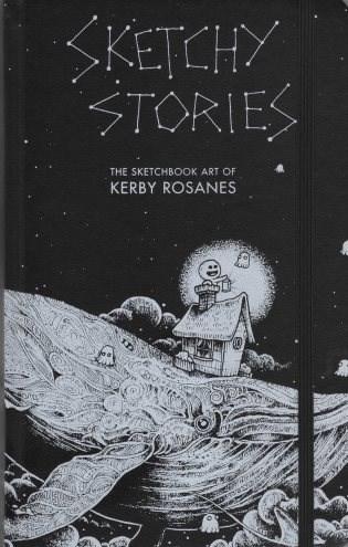Sketchy Stories, Kerby Rosanes
