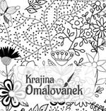 Omalovánka pro dospělé, Whimsical Flowers