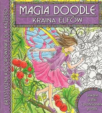 Magia doodle - KRAINA ELFÓW, kolektiv autorů