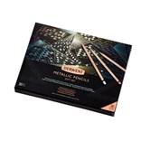 Derwent, 2305598, Derwent metallic pencils, gift set, dárková sada metalických pastelek, 20 ks