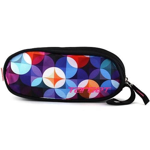 Target, 056892, školní penál, barevné kroužky