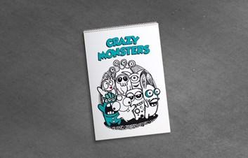 Crazy Monsters, Piotr Olszowski