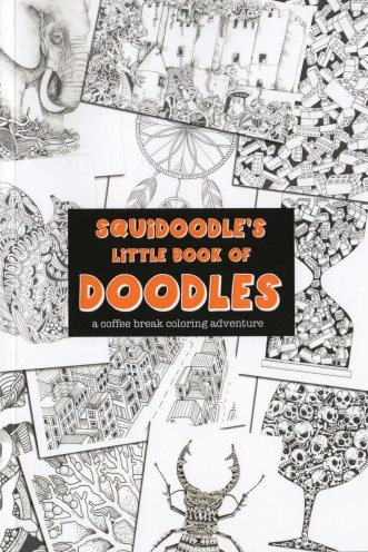 Little Book of Doodles, Steve Turner