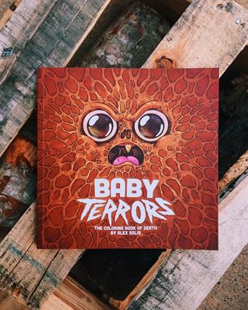 Baby terrors, Alex Solis