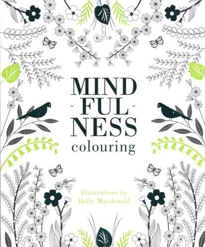 Omalovánka pro dospělé, Mindfulness Colouring