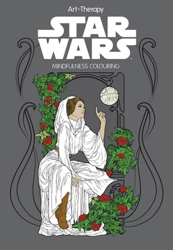 Star Wars Art therapy,  Lucasfilm