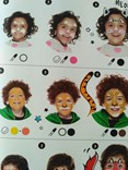 Snazaroo, 1180100, Party pack, velká sada barev na obličej