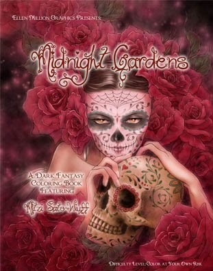 Midnight gardens, Mitzi Sato-Wiuff