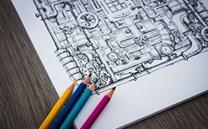 Omalovánka pro dospělé, Crazy Drawings