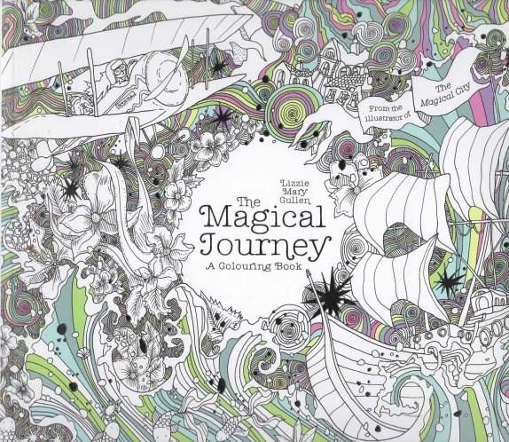 Omalovánka pro dospělé, The Magical Journey