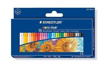 Staedtler, 241 NC16, Noris Club, olejové pastely,16 ks,