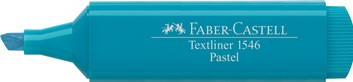 Faber-Castell, 154658, Textliner, zvýrazňovač, 1 ks, tyrkysová
