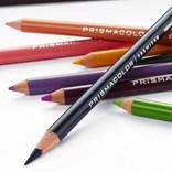 Prismacolor, 1991250, Prismacolor Premier, sada uměleckých pastelek, blenderu, lineru a antistresových omalovánek, 22 ks