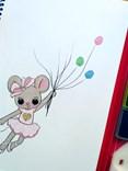 House of Mouse, Fingerprint fun