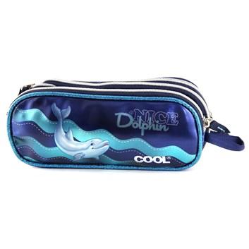Target, 062288, školní penál, delfín