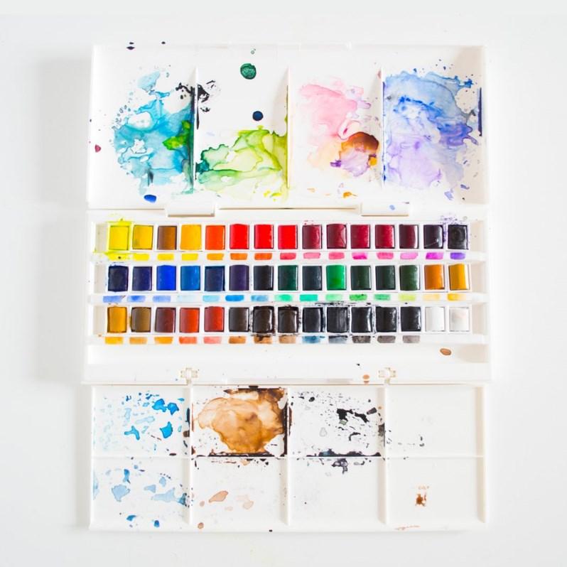 Winsor Newton Wn0390471 Cotman Water Colours Umelecke