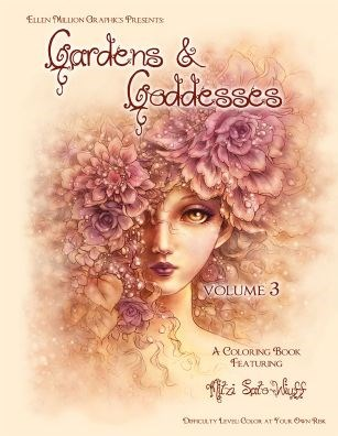 Gardens and Goddesses Volume 3, Mitzi Sato-Wiuff