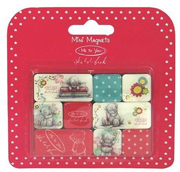 Me to you, 034270, dekorační mini magnetky, 9 ks