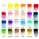 Winsor & Newton, 0490015, Studio Collection, sada akvarelových pastelek, 24 ks