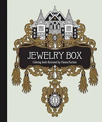Jewelry Box (Smyckeskrinet) AJ, Hanna Karlzon