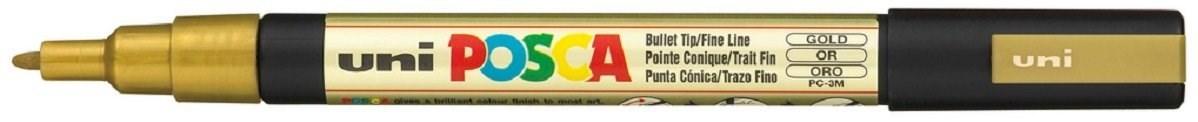 Nejlepší kreslící potřeba na malování detailů nese jméno fixa Posca!