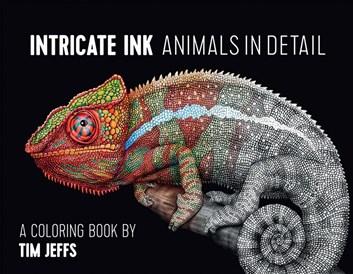 Intricate Ink Animals in Detail, Tim Jeffs
