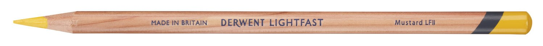 Derwent, 2305696, Lightfast, umělecké pastelky, kusové, 1 ks, Mustard