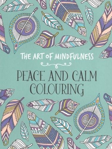 Omalovánka pro dospělé, Peace and calm colouring