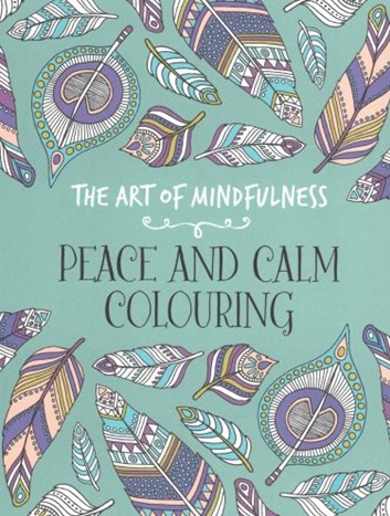 Peace and calm colouring, Various illustrators
