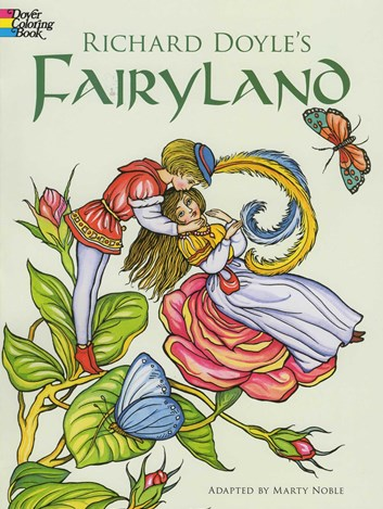 Fairyland, Richard Doyle