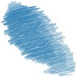 Derwent, 2302677, Lightfast, umělecké pastelky, kusové, 1 ks, Dark Turquoise