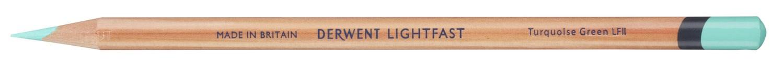 Derwent, 2305731, Lightfast, umělecké pastelky, kusové, 1 ks, Turquoise Green