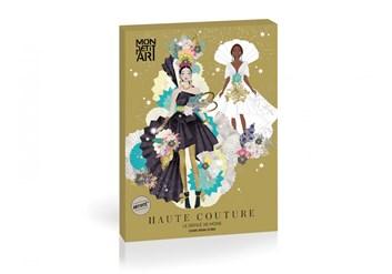 Mon Petit Art, PHCIZU2, kreativní sada papírové panenky, Haute Couture - Le défilé de mode, 1 ks